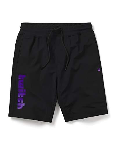 Twitch Athletic Short - Black S