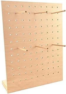 Présentoir en bois pour produits   Présentoir en bois   Produits de vente au détail et d'exposition   Présentoir à cintre,...