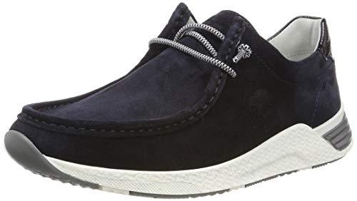 Sioux Damen Grash-d191-57 Sneaker, Blau (Ink 008), 41 EU (7 UK)