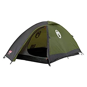 Coleman Darwin 2 dome tent grey/green 2015