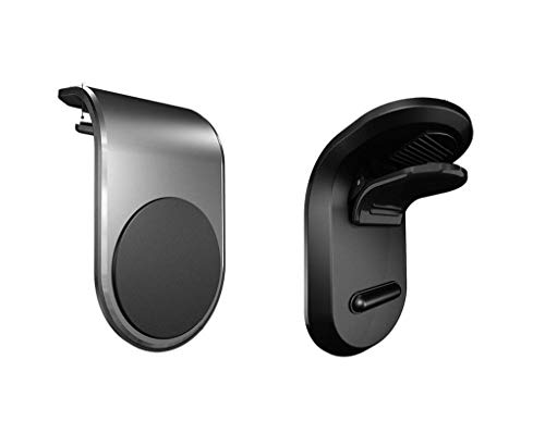 CESULIS Smartphone Soporte, Tenedor de teléfono para automóviles Soporte de teléfono magnético para automóviles Air Vent Croadles Mounts para Todos los teléfonos Inteligentes fáciles de Usar