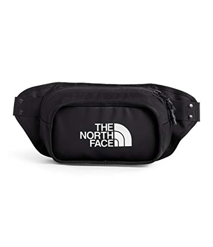 The North Face Explore Hip Pack, TNF Black TNF White, OS