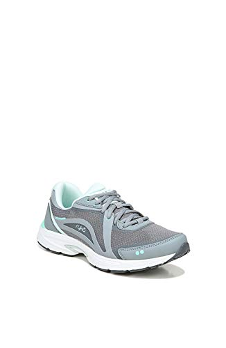 RYKA Women's Sky Walk Fit Shoes Oxford, Monument, 8.5 wide