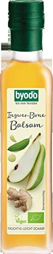 Byodo Bio Ingwer-Birne Balsam, 5% Säure, 0,25 l (2 x 250 ml)