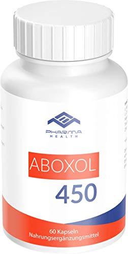 ABOXOL | Testo Booster Extrem HOCHDOSIERT | Muskelaufbau | L Arginin + L Citrullin + Maca + Zink | 60 Kapseln