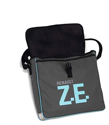 Renault Z.E. Tasche für Ladekabel Typ2 / Robust / Hochwertig / Z.E. Design mit Logo / original Zubehör der Renault Deutschland AG