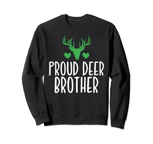 Deer Brother Sudadera