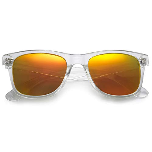 POLARSPEX POLARIZED UNISEX 80'S RETRO CLASSIC TRENDY STYLISH SUNGLASSES