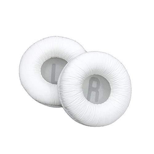 BAQI 1 par de Almohadillas de Repuesto para Almohadilla para JBL T450BT T500BT Tune600BTNC Auriculares inalámbricos Bluetooth