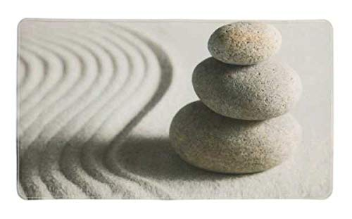 WENKO Wanneneinlage Sand and Stone