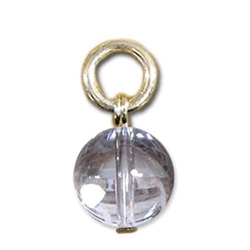 [サンテリア] ブラウン 皮チョーカー セット クリスタルクォーツ 水晶 10mm 天然石ペンダントトップ silver925 かわひも ねっくれす シルバー アクセサリー ユニセックス
