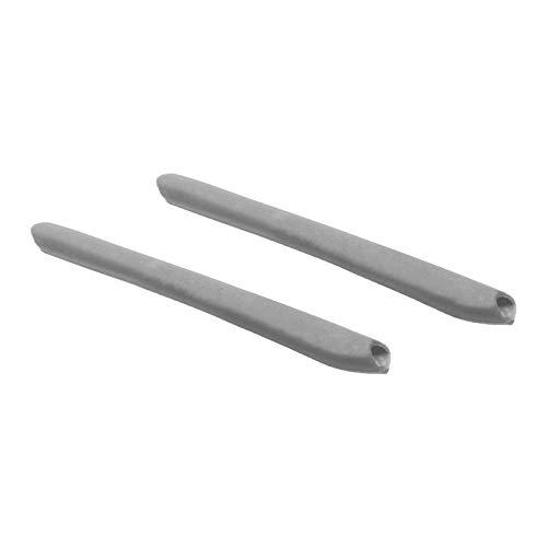 Betterun Gray Replacement Ear Socks for Oakley EVZero Path/Range/Pitch/Stride/Blades