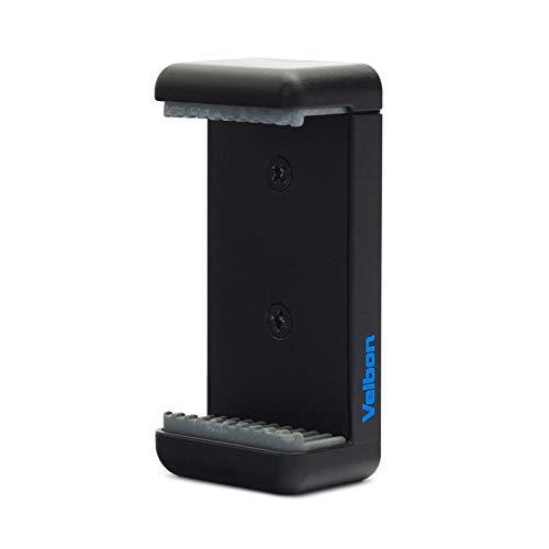 Velbon スマートフォン用三脚アダプター スマートフォンホルダー 三脚取付可能 UNC1/4対応 プラスチック製 392794