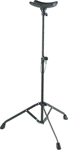 Konig & Meyer 650-1140mm Tuba Performer Stand - Black