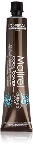 L'Oréal Majirel Cool Cover 5,3 Cc Hellbraun Goldbeige, 1er Pack (1 x 50 ml)