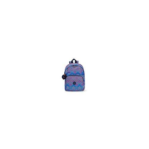 Kipling Women's Ridge Medium Printed Backpack One Size Zesty Lines