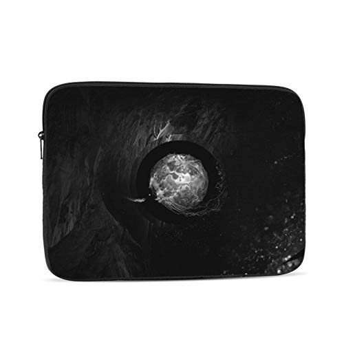 Dark Cave Ball Laptop Sleeve 13 inch, Shock Resistant Notebook Briefcase, Computer Protective Bag, Tablet Carrying Case for MacBook Pro/MacBook Air/Asus/Dell/Lenovo/Hp/Samsung/Sony