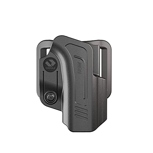 Orpaz Compatible with Glock 19 Holster Optics Compatible G19 OWB Holster