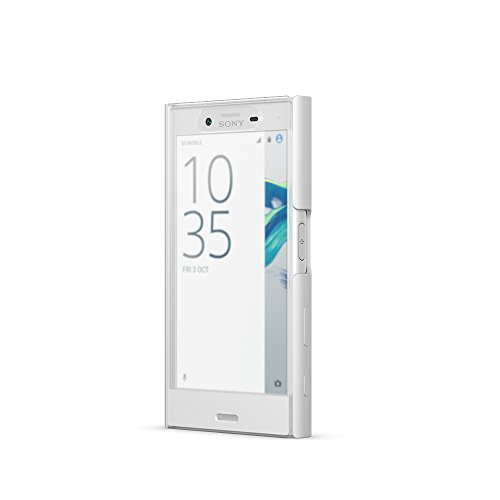 Sony 1304-4700 Style-Cover Touch SCTF20 für Xperia XCompact weiß