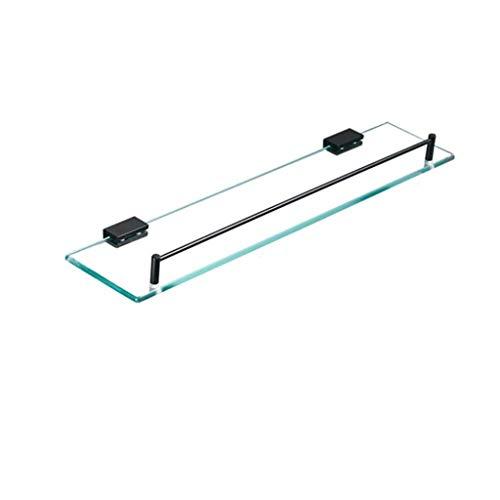 CS-LJ Badezimmer-Waren-Regal-Spiegel-Front-Wand-Glasgestell