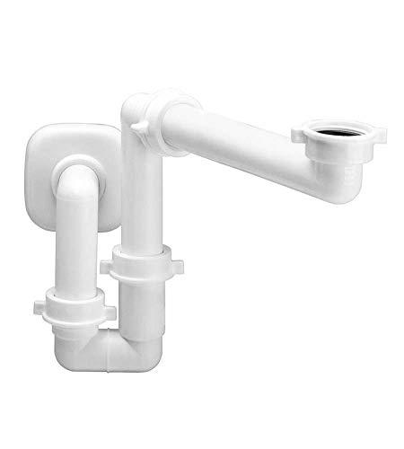 'Idro Bric s0286platzsparende Behälter Siphon mit Waschbecken 1