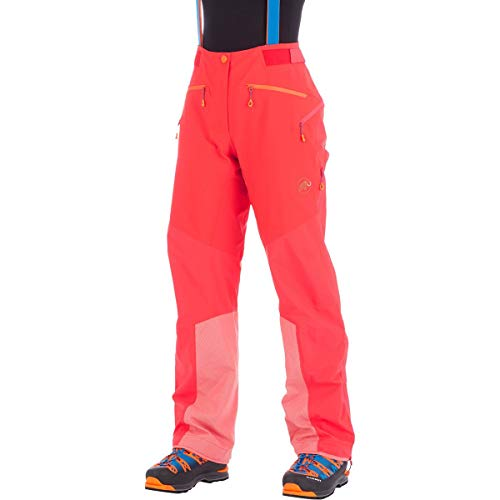 Mammut Nordwand Pro HS Pant - Women's Sunset, 12/Reg