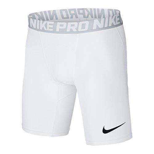 Nike Herren Shorts Da Ausbildung 15 cm Pro Training, Weiß Schwarz, M