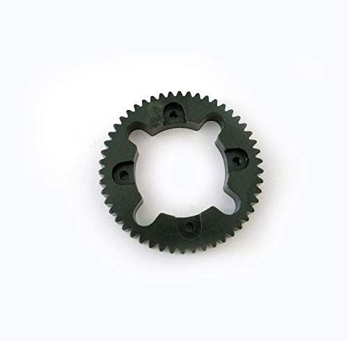 ShineBear Steel Differential Gear for VKAR Bison RC Monster Truck Car Model ET1096 32P 50T Spur Gear Spare Part