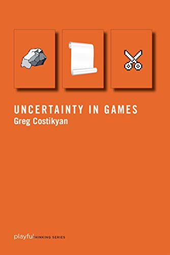 Uncertainty in Games (Playful Thinking) (English Edition)