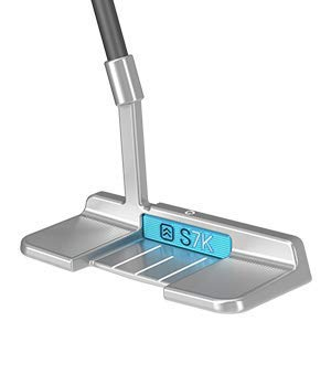 S7K Standing Putter for Men and Women –Stand Up Golf Putter for Perfect Alignment –Legal for Tournament Play –Eliminate 3-Putts