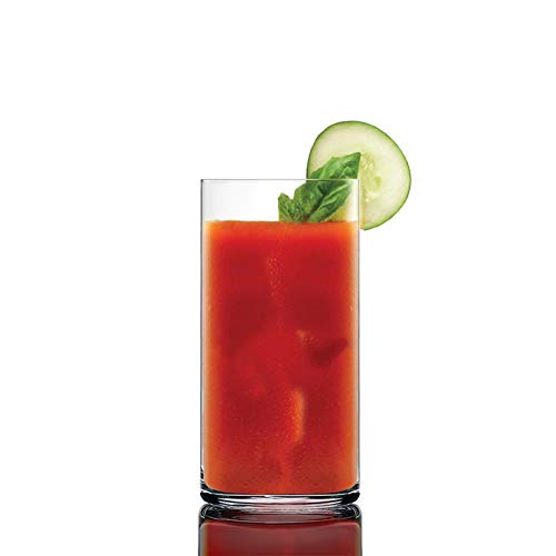 Luigi Bormioli Top Class 121/4-Ounce Beverage, Set of 6 by Luigi Bormioli