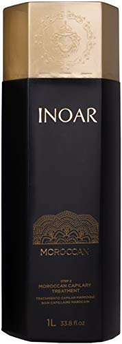 INOAR PROFESSIONAL - Smoothing System - STEP 2 ONLY: Treatment (33.8 fl. oz.)