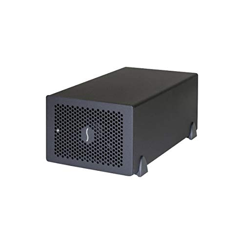 Sonnet Echo Express SEIIIe Thunderbolt 3 Edition (3-Slot PCIe Card Expansion Chassis)