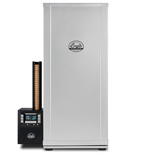 Bradley Smoker BTDS108P 990223 Bradley Digital 6 Rack Smoker, 11.50' L...