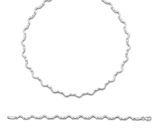 ORPHELIA - Juego de Joyas de Plata de Ley