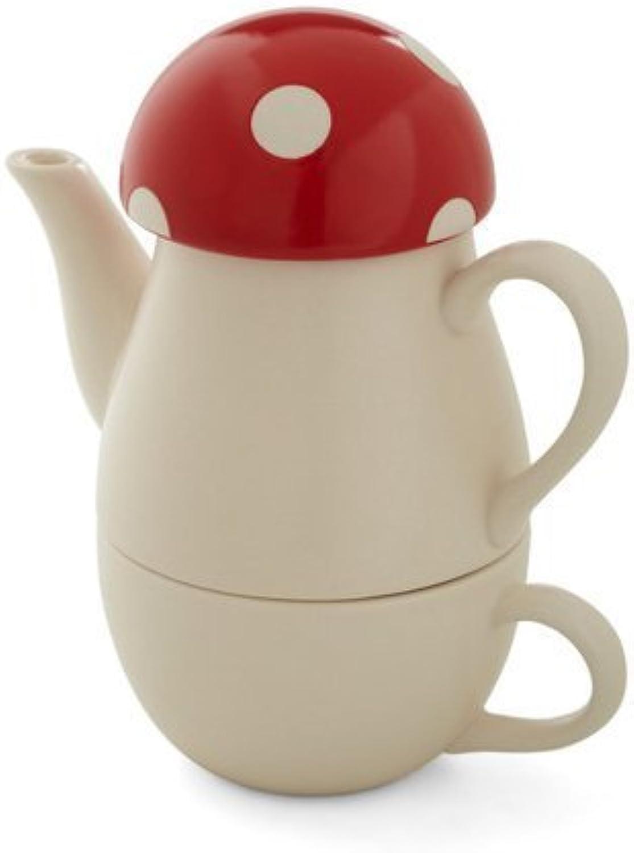 Ahorre 35% - 70% de descuento Mushroom Tea For One Tea set by by by San Art  calidad oficial