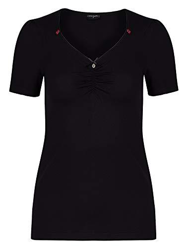 Vive Maria Sweet Maria Shirt Black, Größe:XS