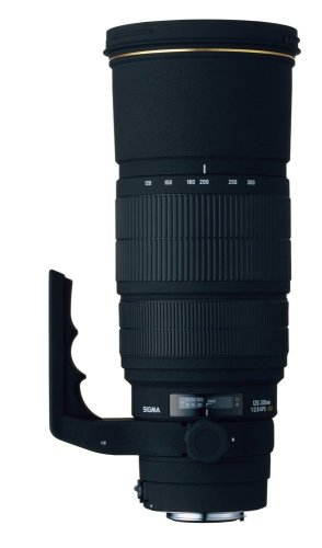 Sigma 120-300Mm F2.8 Afexapoifdg Hsm Pca