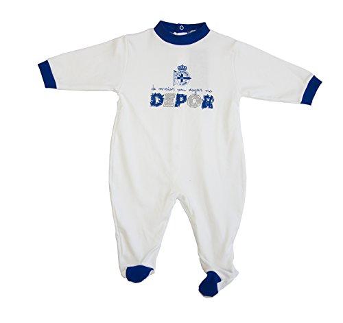 Real Club Deportivo de La Coruña Peldep Pelele, Azul/Blanco, 09