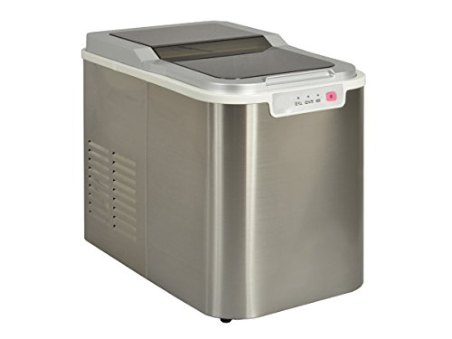 Kitchen chef - yt-e-005b1 - Machine … gla‡ons 140w 12kg/24h avec nettoyage automatique inox