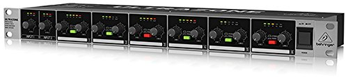 Behringer zmx2600Ultrazone Professioneller Stereo-2-input 6-bus Zone Mixer