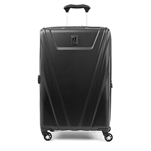 Travelpro Maxlite 5-Hardside Spinner Wheel Luggage, Black