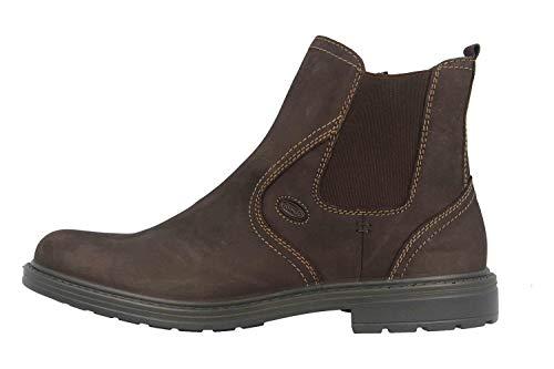 Jomos Stiefel in Übergrößen Braun 207702 40 370 große Herrenschuhe, Größe:49