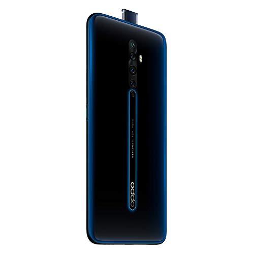 OPPO Reno2 Z Noir Lumineux - 48 MP - 8 Go RAM - 128 Go ROM - Batterie 4000 mAh avec Charge Rapide VOOC 3.0 - Android 9 - Téléphone Portable Version Bouygues Télécom (Débloqué Tout Opérateur)