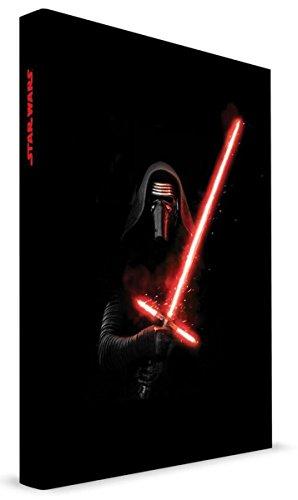 Calepin Star Wars : Épisode VII avec effets lumineux et sonores \