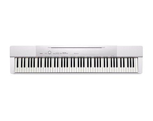 カシオ 電子ピアノ プリヴィア コンパクトモデル PX-150WE ホワイト