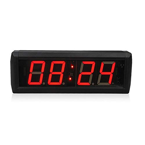 Temporizador Intervalo LED Cuenta atrás reloj LED