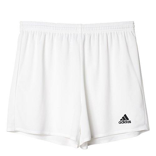 Adidas Parma 16SHO W, Shorts Damen,weiß (weiß/schwarz),L