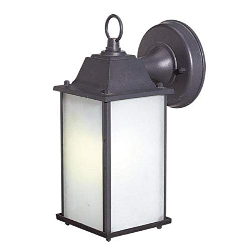 Woodbridge Lighting 60001WL-RTP Outdoor Light, Powder Coat Rust
