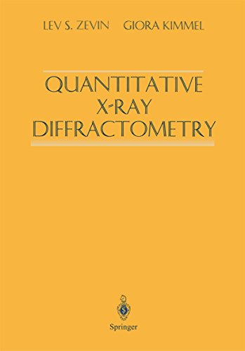 Quantitative X-Ray Diffractometry (Contributions in Political Science)